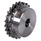 Double-sprockets