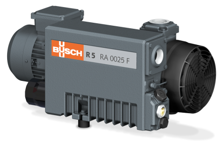 Busch vacuum pumps, blowers and cups
