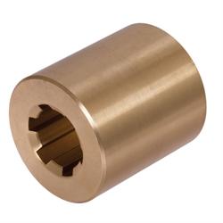 Nuutpuksid DIN ISO 14, pronks (CuSn7Zn4Pb7-C)