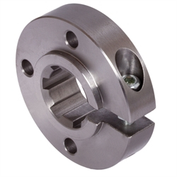 Clamp Collar for Splined Hubs DIN ISO 14