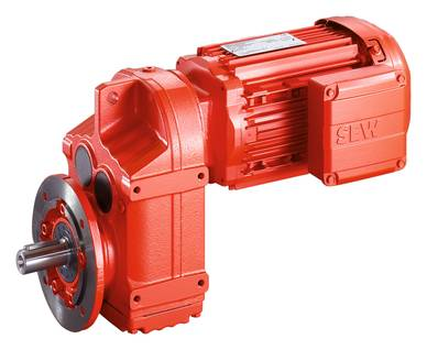 Gearmotors SEW (F type)