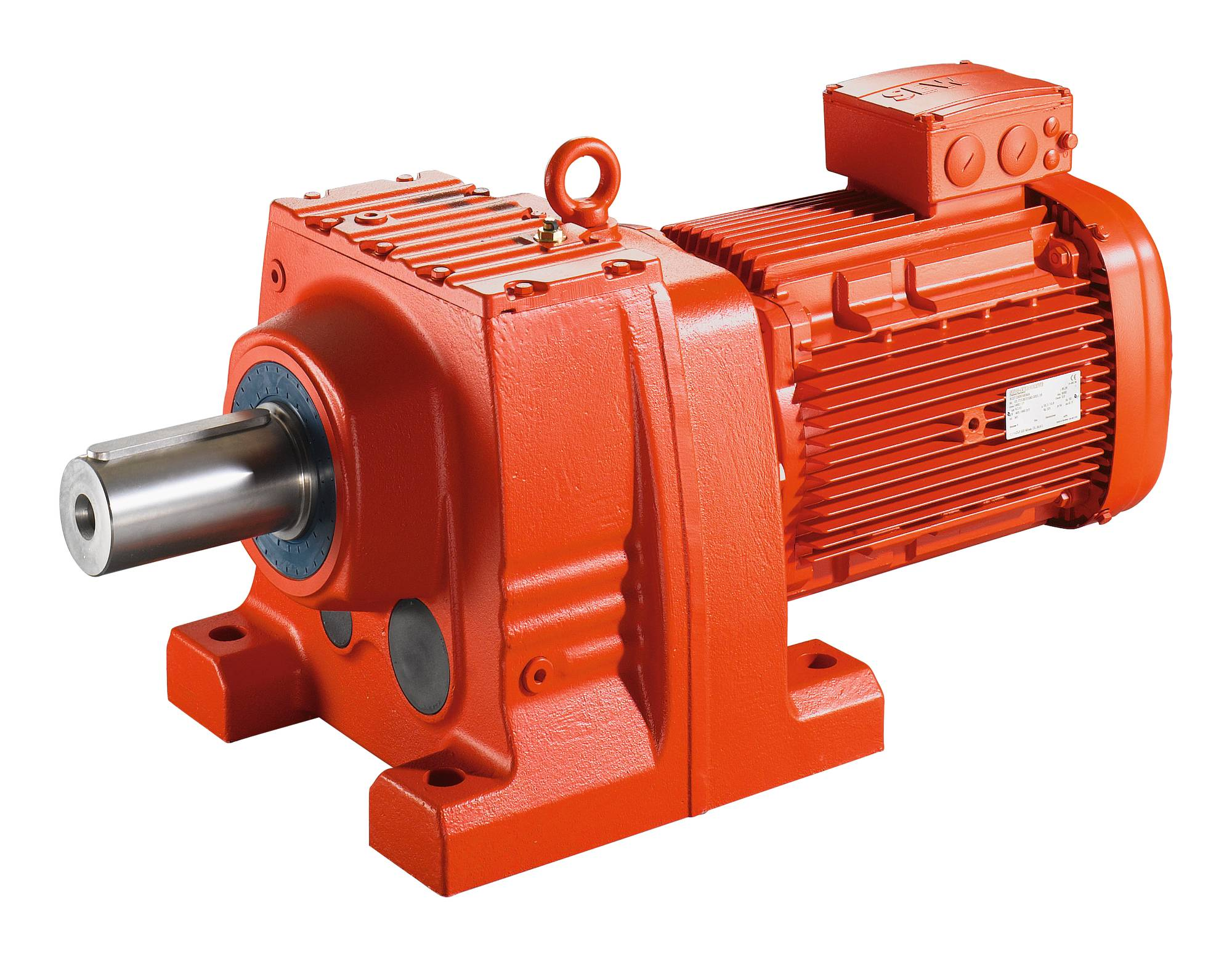 Gearmotors SEW (R type)