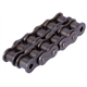Double-strand roller chains European standard