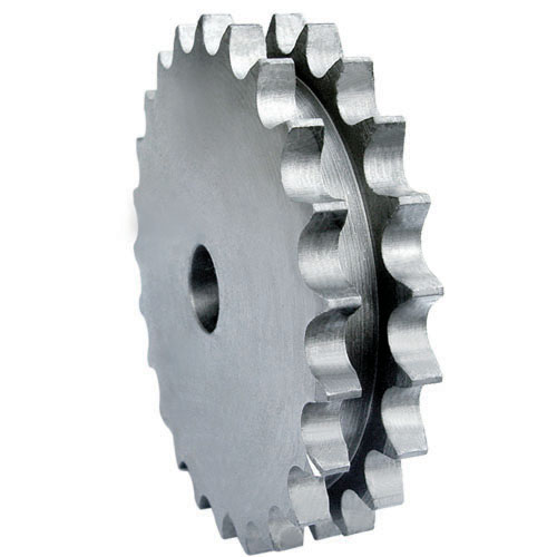 Sprockets for two single-strand roller chains