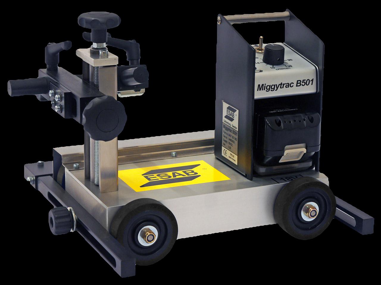 Keevitustraktor Miggytrac B501