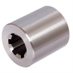 Round Splined Hubs DIN ISO 14