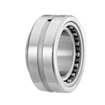 Sealed needle roller bearings without inner ring (RNA RS,RNA 2RS)