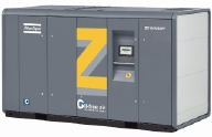 Oil-free rotary tooth and screw compressors