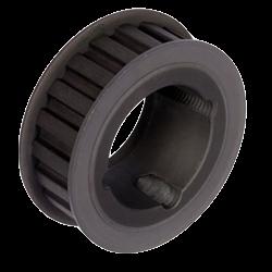 T10 laius 25 mm, teras, koonuspuksile