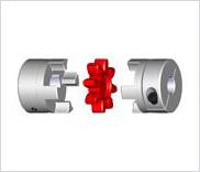 Elastne element 98Sh-A punane