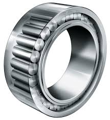Double row full complement cylindrical roller bearings with seals