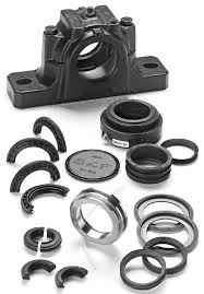 SNL bearing housing components