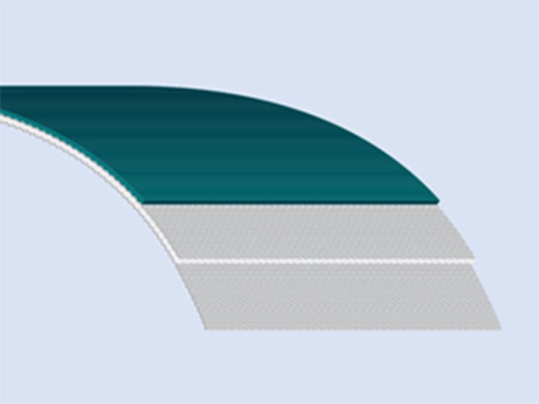 Conveyor ribbons