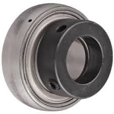 Y-bearings with eccentric locking collar, metric shafts
