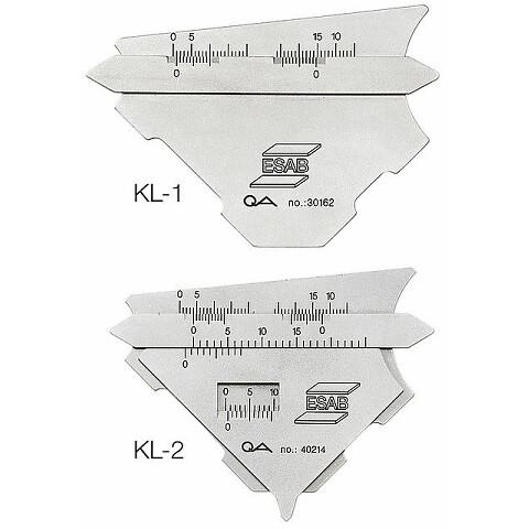 Keevisõmbluse mõõdik KL-2
