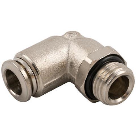 Põlv (voolik-keere) 5mmX1/8, metall