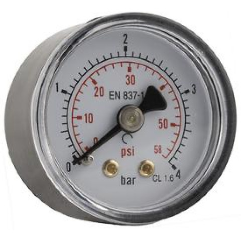 Manometer d=40 1/8G 0-4BAR