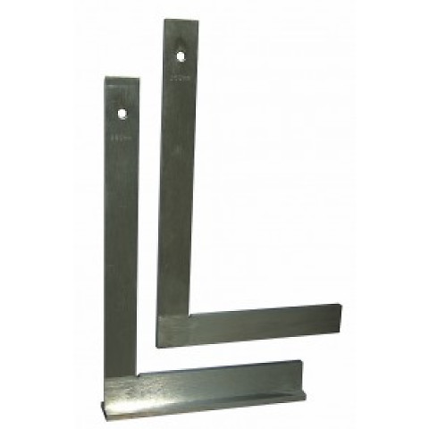 Square,  100 x 70 mmwith back, zinc coated