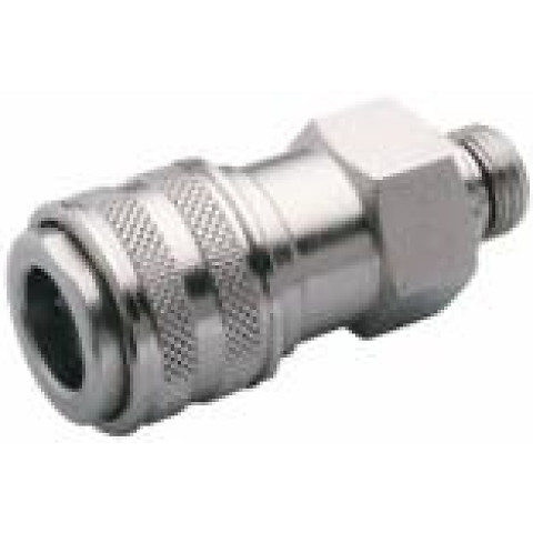 "Male socket 1/2"", Serie 400"