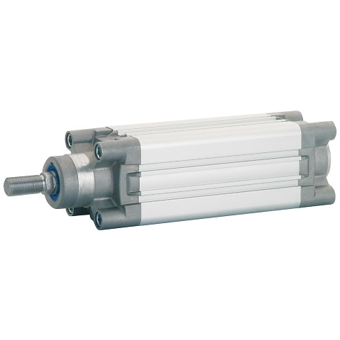 Cylinder d=80mm, Stroke 270mm, Double acting cushioned magnetic