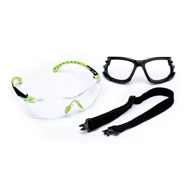 2 x Esab Eco Smoke Lens Safety Specs Spectacles Glasses