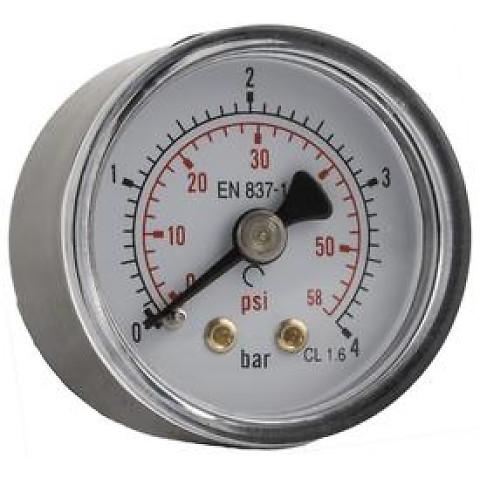Manomeeter d=40 1/8G 0-4BAR